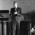 Concepts and Conceptions: A bare-buttocked lecture - photo Rosmond Kinsey Milner