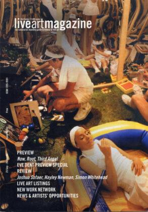 Live Art Magazine